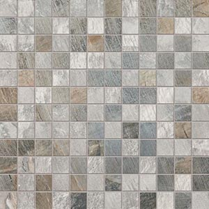 Мозаика ABK Group Fossil stone MOSAICO MINI TESSERA LIGHT GREY/BLUE 30x30