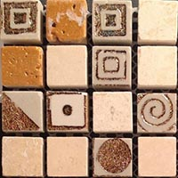 Мозаика Natural Mosaic CPR-1501 (CPR-1; PHARAOH-CHALK) (15х15 )
