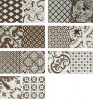 Декор Fabresa Artisan Gredos Hueso Decor Mix mate 10x20