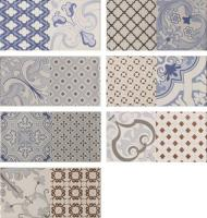 Декор Fabresa Artisan  Zafra Blanco Decor Mix mate 10x20