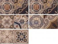 Декор Fabresa Artisan  Olite Hueso Decor Mix  10x20