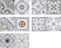 Декор Fabresa Artisan Baza Blanco Decor Mix 10x20