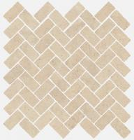 Мозаика Italon Room Mosaico Cross White Stone 31,5x29,5